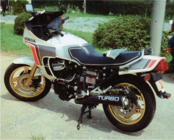CX500ターボ - 1