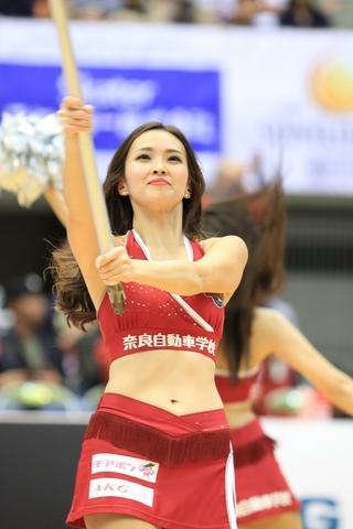 2018/10/28 愛媛オレンジバイキングス戦 バンビーナス Yuiko - 2