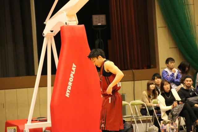 2014/04/12 対島根スサノオマジック戦 #1 鈴木達也選手 - 1