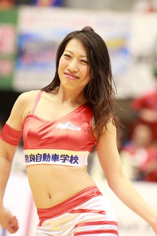 2015/12/26 対埼玉ブロンコス戦 バンビーナス #6 FUMIKA