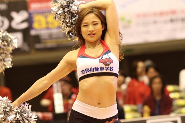 2017/04/22 対アースフレンズ東京Z戦 バンビーナス Yuka