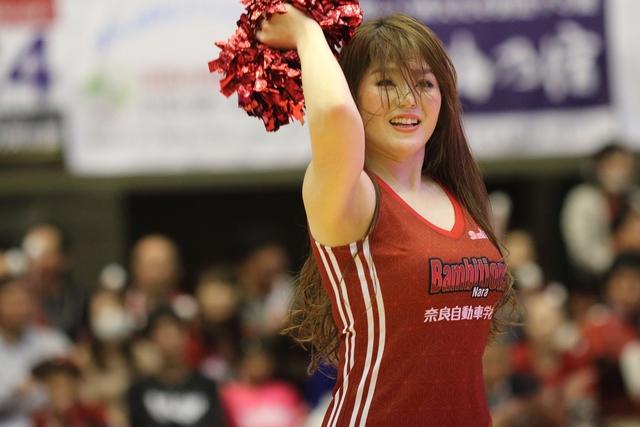 2017/04/15 対西宮ストークス戦 Lisa - 2
