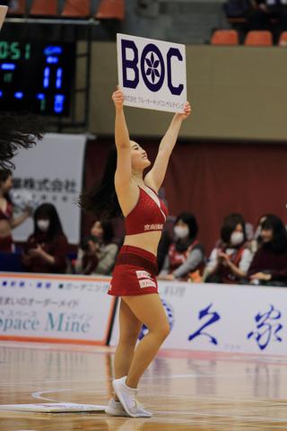 2020/01/29 対香川ファイブアローズ バンビーナス Rio - 2