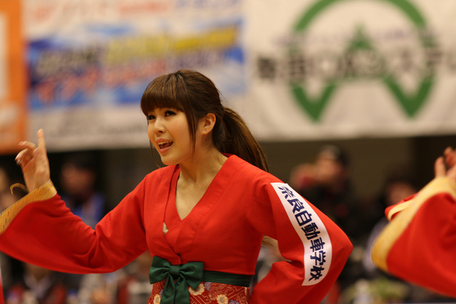 2015/01/25 対島根スサノオマジック戦 バンビーナス #1 HIROMI - 2