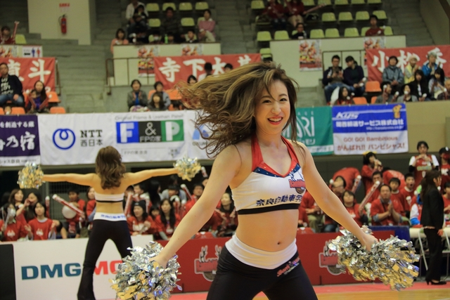2017/04/23 対アースフレンズ東京Z戦 バンビーナス Natsu