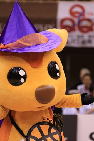 2019/10/27 愛媛オレンジバイキングス戦 シカッチェ - 2