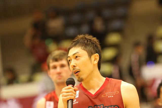 2015/04/19 対琉球ゴールデンキングス戦 #10 伊藤拓郎 - 2