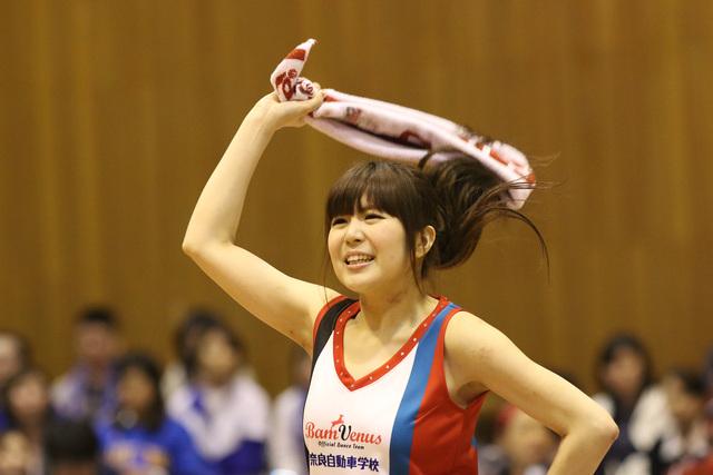 2015/03/28 対滋賀レイクスターズ戦 バンビーナス #1 HIROMI - 2