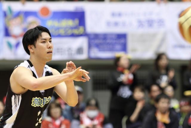 2017/02/18 対鹿児島レブナイズ戦 #18 加藤竜太
