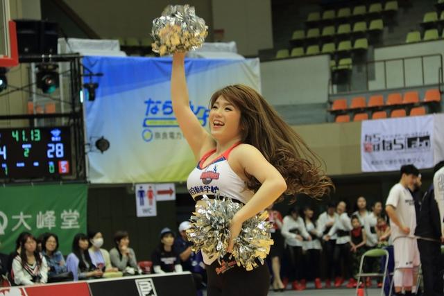 2017/04/23 対アースフレンズ東京Z戦 バンビーナス Lisa