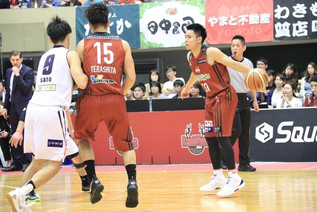 2017/10/01 対山形ワイヴァンズ戦 #33 喜久山 貴一 - 1