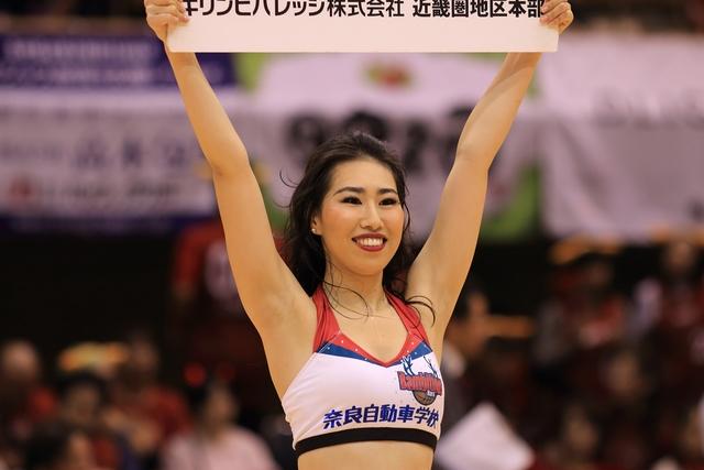 2019/10/27 愛媛オレンジバイキングス戦 バンビーナス Ai - 2