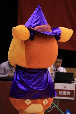 2019/10/27 愛媛オレンジバイキングス戦 シカッチェ - 5