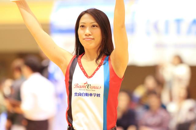 2015/11/28 対大分・愛媛ヒートデビルズ戦 バンビーナス #6 FUMIKA - 2