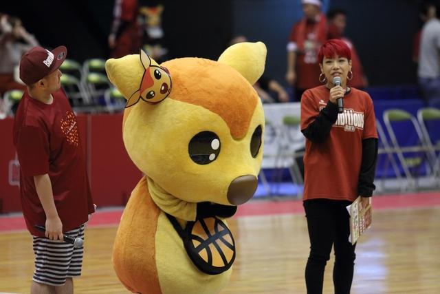 2018/09/29 対 香川ファイブアローズ戦 シカッチェ - 1
