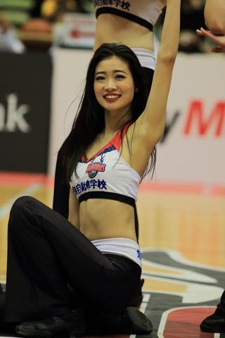 2020/02/01 対東京エクセレンス戦 バンビーナス Haruka - 2