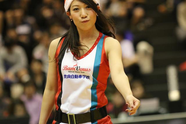 2015/12/13 対横浜ビー・コルセアーズ戦 バンビーナス #6 FUMIKA - 3