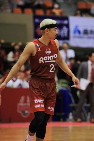 2020/01/29 対香川ファイブアローズ #26 松本健児リオン