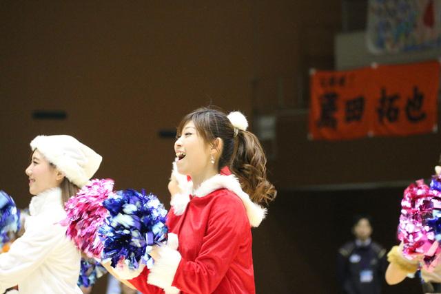 2014/12/21 対京都ハンナリーズ はんなりん