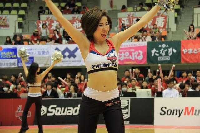 2017/04/23 対アースフレンズ東京Z戦 バンビーナス Emi - 1
