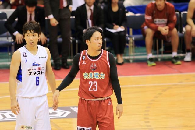 2018/12/12 島根スサノオマジック戦 #23 横江豊 - 2