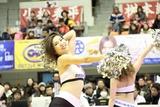 2017/02/19 対鹿児島レブナイズ戦 バンビーナス Emi - 1
