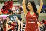 2017/02/19 対鹿児島レブナイズ戦 バンビーナス Haruka - 2