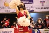 2021/4/18 対佐賀バルーナーズ戦 バンビーナス Yuzuki - 2