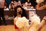 2021/4/18 対佐賀バルーナーズ戦 バンビーナス Haruka - 2