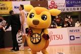 2021/4/18 対佐賀バルーナーズ戦 シカッチェ - 1