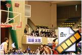 2014/04/13 対島根スサノオマジック戦 #16 笠原選手のFT