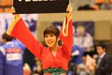 2015/01/24 対島根スサノオマジック戦 バンビーナス#1 HIROMI - 3
