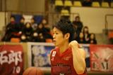 2014/12/28 対東京サンレーヴス戦 #16 笠原太志