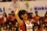 2015/04/19 対琉球ゴールデンキングス戦 バンビーナス #15 AYU