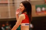 2015/12/27 対埼玉ブロンコス戦 バンビーナス #6 FUMIKA