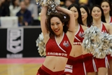 2018/11/25 信州ブレイブウォリアーズ戦 バンビーナス Fumika - 1