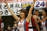 2015/10/11 対大阪エヴェッサ戦 バンビーナス #5 AKARI - 3