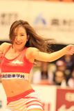 2016/04/02 対島根スサノオマジック戦 バンビーナス #7 NATSU - 2