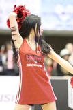 2017/02/18 対鹿児島レブナイズ戦 バンビーナス Haruka