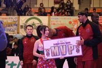 2014/01/04 MVPのチャップマン選手