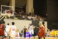 2013/12/22 対仙台86ers  - 2