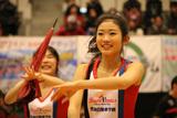 2014/12/28 対東京サンレーヴス戦 バンビーナス #8 HARUKA - 3