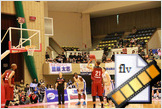 2014/04/13 対島根スサノオマジック戦 #21 エイブラムズ選手のFT