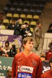 2014/12/27 対東京サンレーヴス #43 ジャレッド・カーター