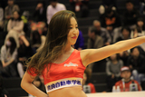2016/03/13 対琉球ゴールデンキングス戦 バンビーナス #7 NATSU