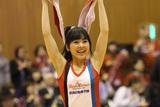 2015/03/28 対滋賀レイクスターズ戦 バンビーナス #15 AYU - 2