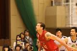 2015/04/18 対琉球ゴールデンキングス戦 #42 マイケル・セントジョン選手