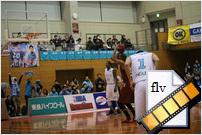 2014/01/11 #2モス選手フリースロー