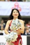 2018/10/28 愛媛オレンジバイキングス戦 バンビーナス Chitaka - 2