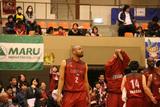 2014/04/12 対島根スサノオマジック戦 #2 モス選手